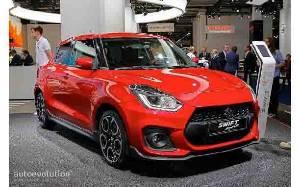 Suzuki Swift Sport Facelit Akan Hadir 16 April, Gril Lebih Sporty