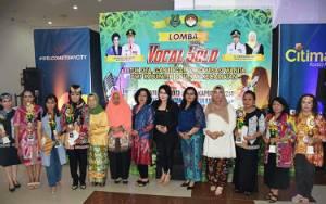 Ini Daftar Juara Lomba Vocal Solo Digelar Dharma Wanita Persatuan Kapuas