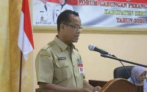 Jumlah Usulan Prioritas Hasil Musrenbang Kecamatan 2021 di Kabupaten Seruyan Mencapai 1.099
