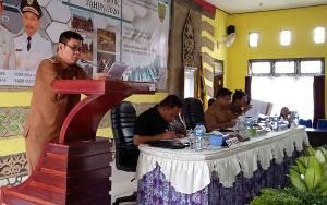 Bupati Barito Timur Buka Forum Gabungan Perangkat Daerah