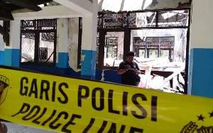 Kebakaran Gedung Laboratorium Kehutanan UPR Akibat Arus Pendek Listrik