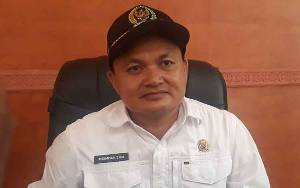 Ketua DPRD Kapuas Tidak Gelar Open Natal House karena Covid-19