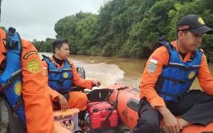 Pencarian Korban Tenggelam di Sungai Cempaga Desa Pundu Dihentikan