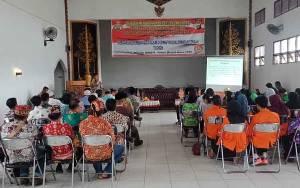Dukung Pemilu Damai, Polres Barito Selatan Gelar FGD Dengan Sejumlah Tokoh