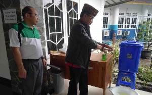 Ketua Harian DAD Kalteng Minta Masyarakat Tenang Sikapi Informasi 2 Pasien Positif Covid-19