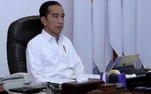 Presiden Jokowi Minta Bank Indonesia Fokus Jaga Stabilitas Nilai Tukar Rupiah