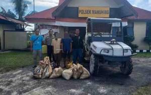 2 Karyawan PT MSAL Diamankan Gara-gara Mencuri Pupuk Perusahaan