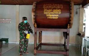 Gugus Tugas Apresiasi Langkah Cepat Pencegahan Covid-19 di Kecamatan Seruyan Raya