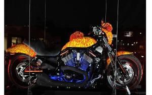 Harley Davidson Ini Diklaim Termahal di Dunia, Ini Sebabnya