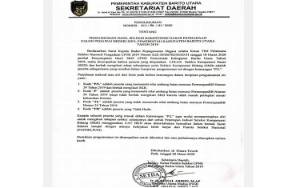 122 Peserta Lulus SKD CPNS Barito Utara