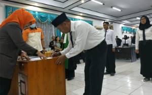 Tunda Tahapan Pilkada Karena Corona, Pelantikan Anggota PPS 5 Kecamatan di Kotim Batal