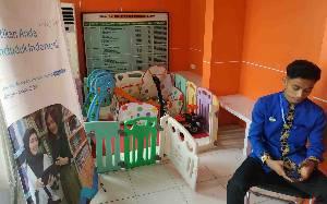 Dinas PMPTSP Seruyan Sediakan Pojok Bermain Anak untuk Maksimalkan Pelayanan
