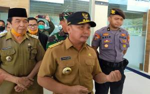 Masyarakat Jangan Khawatir, Gubernur Pastikan Stok Pangan di Kalteng Aman