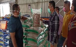 Bulog Kalteng: Stok Tepung dan Minyak Goreng Masih 17 Ton
