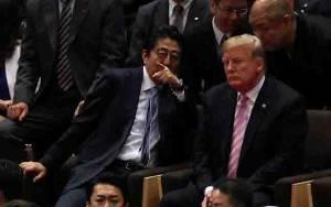 PM Jepang Shinzo Abe Mundur, Jokowi: Terima Kasih Atas Pertemanannya