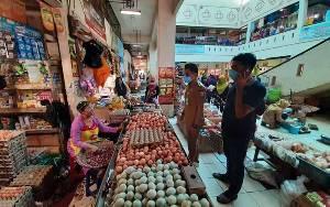 Pusat Perbelanjaan di Sampit Sepi Pembeli, Tidak Ada Aksi Borong