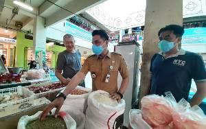 Bupati Kotim Akan Sediakan Wastafel di Seluruh Pasar Antisipasi Covid-19