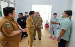 Bupati Kotim Pastikan Tidak Ada Perawat di RSUD dr Murjani Sampit Yang Positif Covid-19
