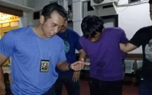 Polisi Tangkap Pencuri di Temanggung Tilung Palangka Raya