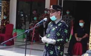 Bupati Barito Timur: Perlu Dukungan Masyarakat untuk Cegah Virus Corona
