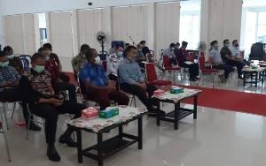 Pemkab Sukamara Gelar Pertemuan dengan Perusahaan Perkebunan Bahas Covid-19
