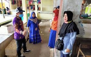Pasar Dadakan di Sampit Harus Tutup Selama Darurat Virus Corona