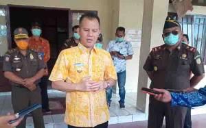 Kabupaten Gunung Mas Zona Hijau Virus Corona, Bupati Ingatkan Tetap Waspada