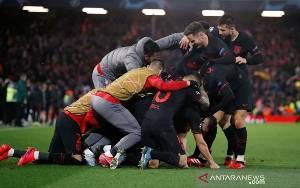 Atletico Madrid Bakal Potong Gaji Pemain dan Staf