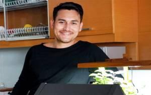 Dukung Earth Hour, Arifin Putra Buat Kebun Hidroponik di Rumah