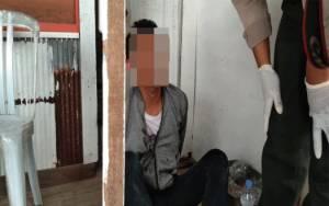 Laki-laki Diduga Curi Gas 3 Kg Tertangkap Pemilik Toko