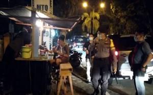 Kapolres Sukamara Gelar Patroli Cegah Aktivitas Kumpul-kumpul
