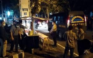 Patroli Gabungan Polres Sukamara Dilakukan Berkala Cegah Covid-19