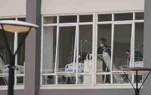 RS Darurat Wisma Atlet Rawat 39 WNI Jamaah Tabligh