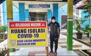 Jumlah PDP Corona Dirawat di RSUD Sultan Imanuddin Pangkalan Bun Bertambah Jadi 4 Orang