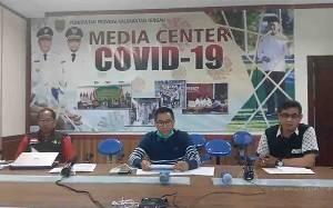 3 Rumah Sakit Rujukan di Kalteng Rawat 39 PDP Covid-19