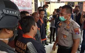 127,5 Gram Sabu Dimusnahkan di Polres Kotawaringin Barat