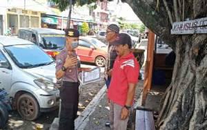 Satuan Binmas Polres Kapuas Kembali Sosialisasikan Pencegahan Penyebaran Covid-19