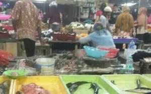 Legislator Dukung Kebijakan Pemkab Kotim Tutup Sementara Pasar Dadakan