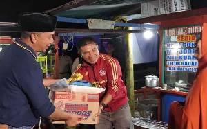 Bupati Sukamara: Pemberian Kebutuhan Makanan kepada Pedagang Kecil Bentuk Kepedulian