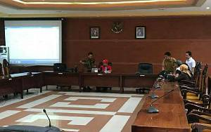 DPRD Kapuas Rapat Banmus Revisi Jadwal Kegiatan Dewan
