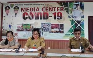 Meningkat Terus, ODP Suspect Covid-19 Jadi 41 Orang di Kalteng