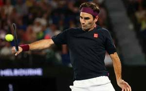 Federer Pamer Pukulan Trik di Twitter