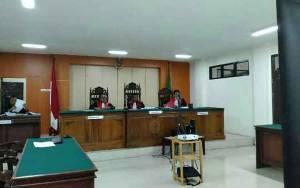 Sidang Online, Hakim, Jaksa hingga Terdakwa Bertatap Muka dari 3 Tempat