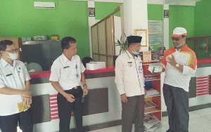 Mantan Wakil Bupati Lamandau Terus Distribusikan Masker Gratis untuk Cegahan Covid-19