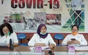 2 Pasien Positif Covid-19 di Kalteng Dinyatakan Sembuh