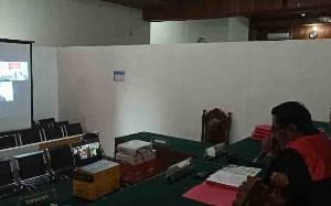 Pengadilan Negeri Nanga Bulik Mulai Terapkan Sidang Online Cegah Corona