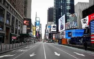 Wali Kota New York: Ribuan Kamar Hotel Jadi Rumah Sakit Sementara