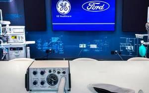 Ford Produksi 50.000 Ventilator dalam 100 Hari