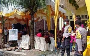 Pesta Nikah Mewah Saat Wabah Corona, Kapolsek Kembangan Dimutasi