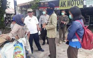 Kelurahan Bukit Tunggal Terus Sosialisasikan Bahaya Wabah Covid-19
